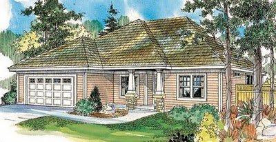 Planos de casas gratis de tres dormitorios en 164 metros cuadrados
