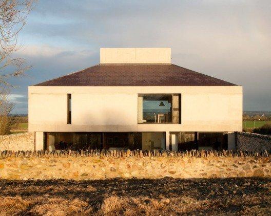 Planos de la Casa en Bogwest / Steve Larkin Arquitectos