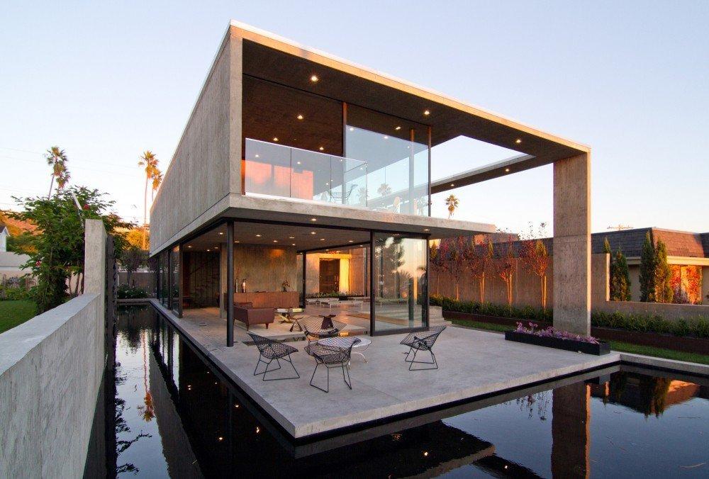 Aumento de la sensación de espacio: La Residencia Cresta Diseñado por Jonathan Segal FAIA