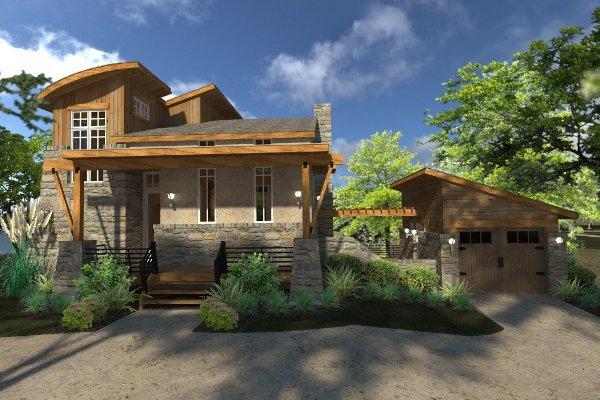 Planos de casas de vacaciones para construir tu casa de descanso perfecta