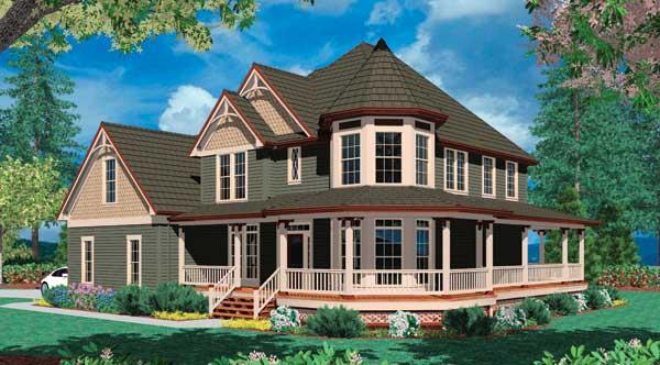 Estilos de planos de casas populares en los Estados Unidos